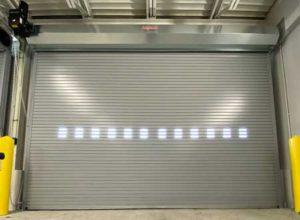 IMB-V7 Insulated Roll-Up Door
