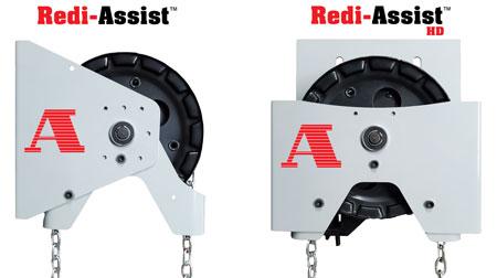 Alpine Redi-Assist Chain Hoists